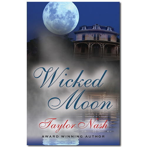 Paranormal Romance Novel - Wicked Moon